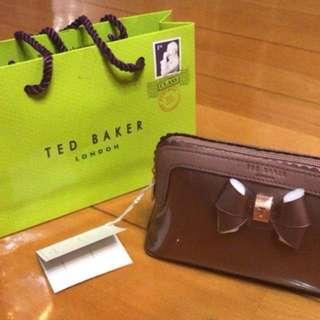 全新Ted Baker化妝袋