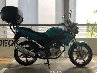 Yamaha Fz150i, Sept' 2008 model, Fuel Injection