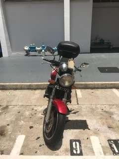CB400F3V