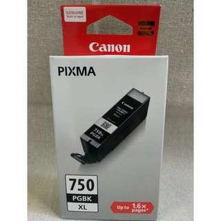 50% Discounted BNIB Canon Pixma 750XL Black ink cartridge