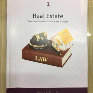 Real Estate Practice Questions and Case Studies