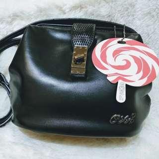 Tas GOSH Bags Black Preloved Hitam Like NEW Tas branded Authentic Original Import