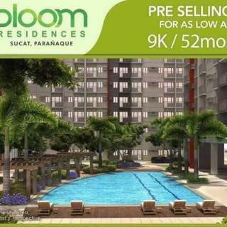 2 Bedroom Unit for only 9k monthly at SMDC Bloom Residences