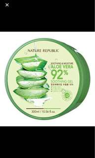 Nature Republic Soothing & Moisture Aloe Vera Gel