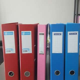 All five files for $4