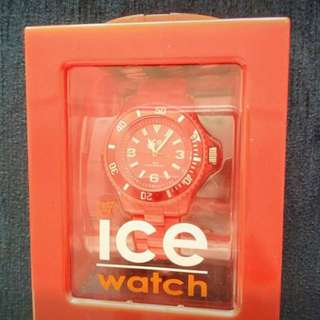 Ice 'Forever Red' Watch