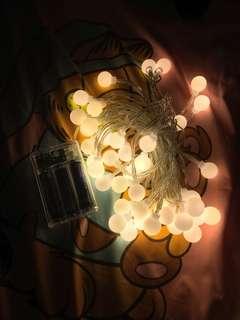 電池小燈泡