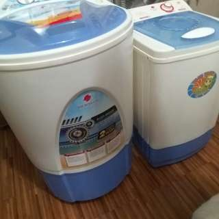 WASHING MACHINE MICROMATIC 8KG. NEW and DRYER!! RUSH SALE!!!