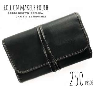 Bobbi Brown Roll on Makeup Pouch (Replica)