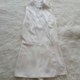THE EDITOR'S MARKET White Dress