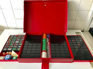 Mahjong Set From (REMY MARTIN)