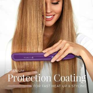Remington ceramic hair straightener