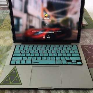 Macbook Retina 13 inch ( reduced )