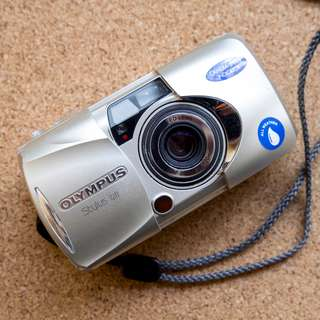 Olympus Stylus 120 Film Camera [FILM TESTED!]