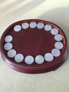 人民币2分钱(1974-1990)