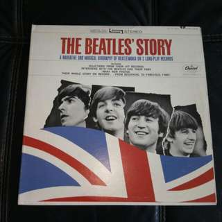 Beatles Vinyl Record