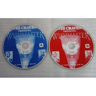 Wishmaster VCD Original
