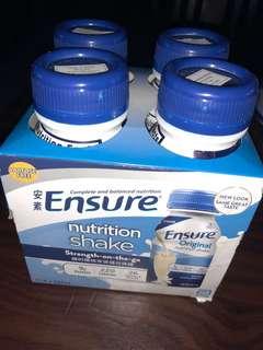 Ensure Nutrition Shake (4 X 237ml)