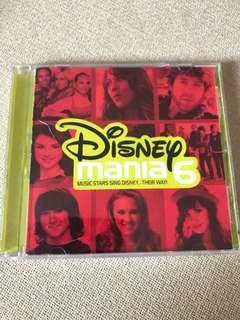 Cd box C1 - Disney Mania 6