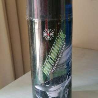 Car wax sealant spray