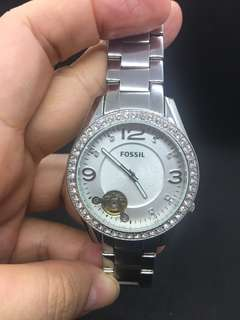 Price reduce-Fossil watch (automatic movement )