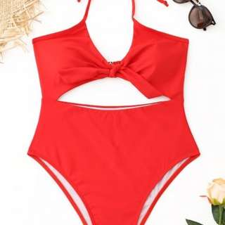 Zaful One Piece Swim Suit