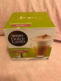 Nescafe dolce gusto - cappuccino skinny 膠囊咖啡