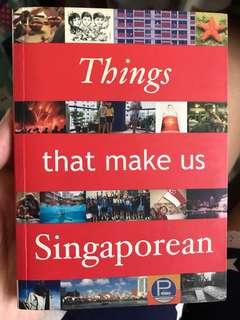 Things that make us Singaporean