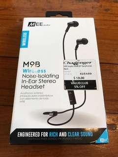 MEE M9B Bluetooth Wireless in-ear headset
