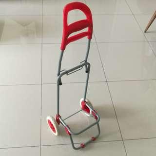 Lightweight Foldable Trolley