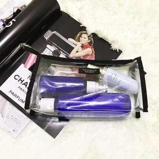 Victoria Secret Transparent Pouch