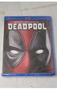 Deadpool (Blu Ray + Dvd + Digital Hd)