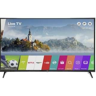LG 65 inch. UHD 4K Smart TV 65UJ632T