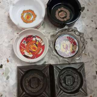 Manchester United Ashtray