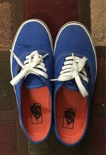 vans authentic pop size 8/40.5/26cm
