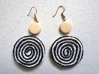 Sweet Doll lollipop earrings