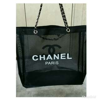 Chanel Perfume Tote Bag