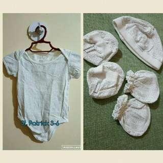 St. Patrick Baby's complete clothing
