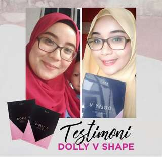 DOLLY V SHAPE BY RZN BEAUTY