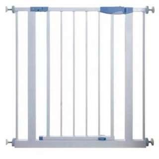 Mamakiddies Baby Auto Lock Safety Gate + Extn 34cm (Fit 109-115cm)