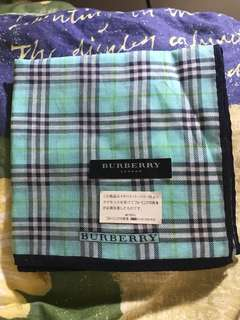 Burberry London 薄方巾 包郵正品