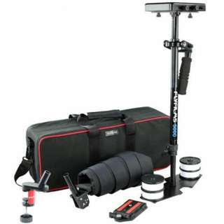 Flyfilms 5000 Stabilizer with Quick Release Plate, Arm Brace & Table Clamp (FF-5000-ABQ) - Steadicam