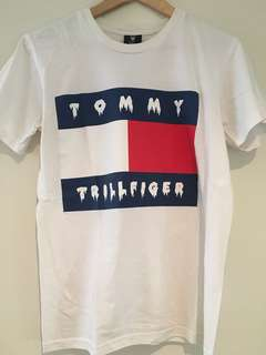 GOAT CREW - Tommy Trillfiger tee