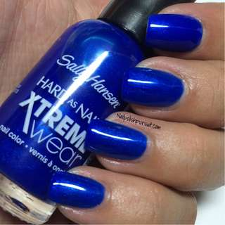 Sally Hansen Xtreme Wear in Pacific Blue (New Formula)