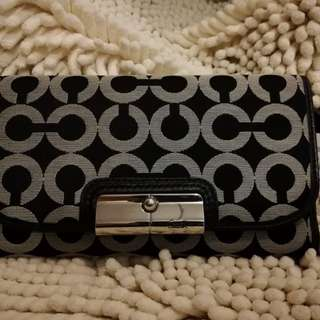 100% Authentic Coach Purse