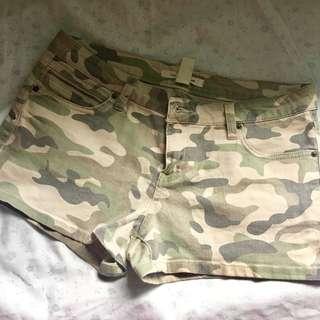 Camouflage Bottom 💕