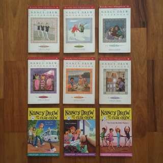 Nancy Drew Notebooks
