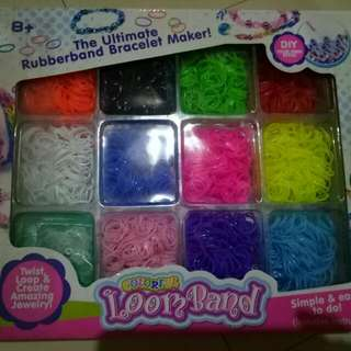 Colorful Loom Band