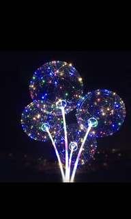 Bulk Purchase - Balloon With LED light