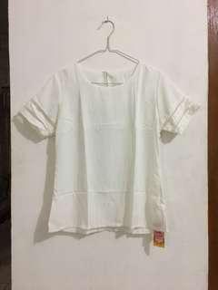 Laa white blouse